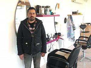Ny frisør i Allingåbro