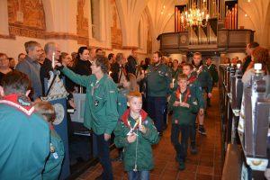 1. søndag i advent i Vejlby Kirke