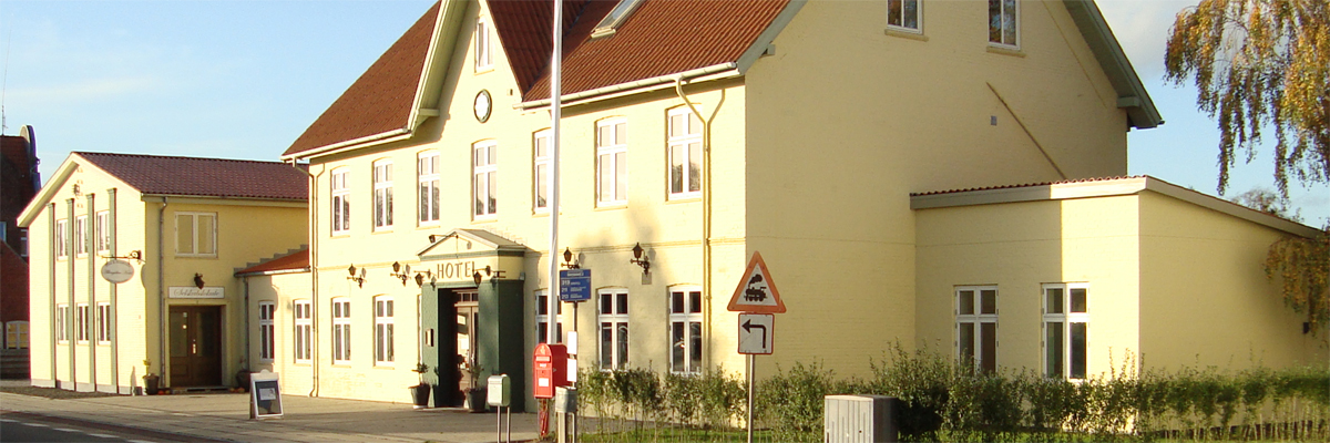 Allingåbro Hotel - Bed & Breakfast