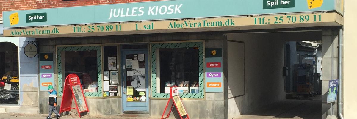 Julles Kiosk