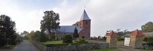 TV-transmitterede gudstjenester i Vejlby Kirke