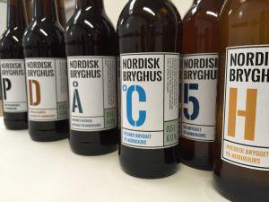 Øl og Gin smagning fra Nordisk Bryghus