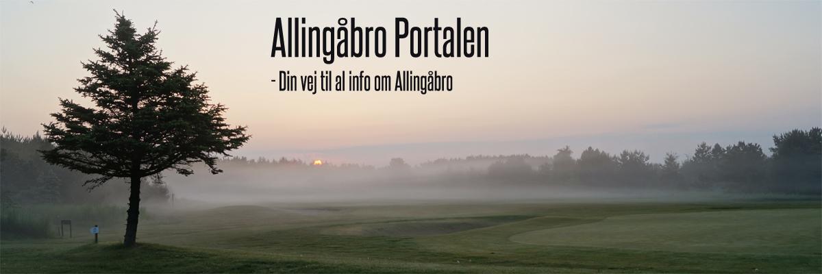 Allingåbro Portalen Logo