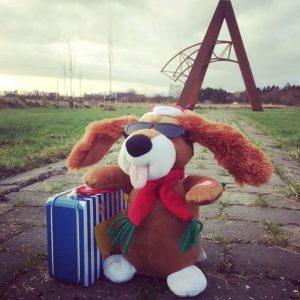 Rufus on Tour - Julekalender 2017