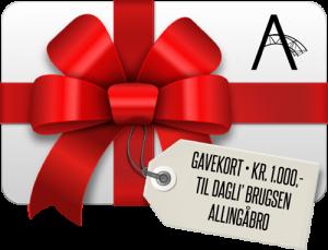 Bliv medlem af Allingåbro Borgerforening og vind fede præmier.
