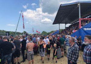 Allingåbro Motorfestival - igen en publikumsmagnet