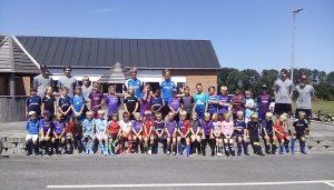 Succesfuld fodboldsskole gentages i Allingåbro