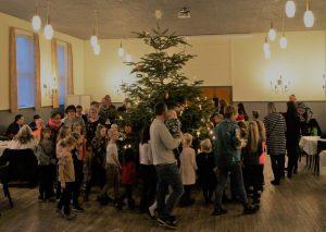 Juletræsfest på Allingåbro Hotel