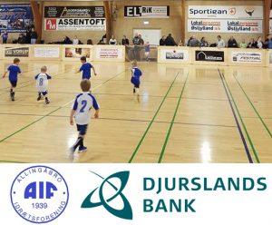 Mere end 900 glade fodboldbørn indtager Allingåbro Hallen